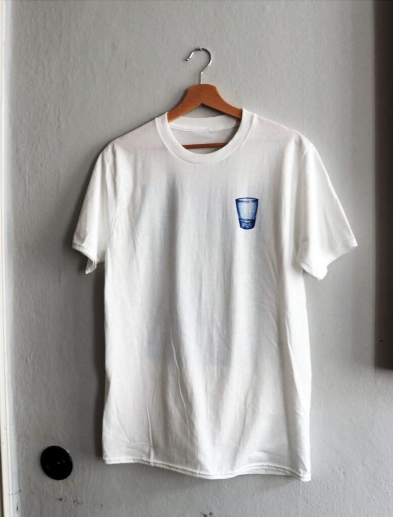 Michael Wiethaus hat uns ein T-Shirt designed! Support Your Local Attentat